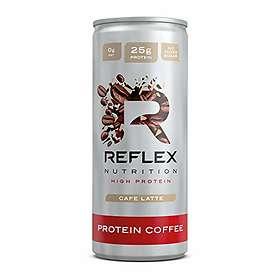 Reflex Nutrition Protein Coffee 250ml 12-pack