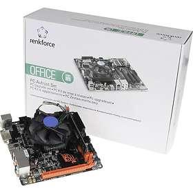 Renkforce PC Tuning-kit - 3,3GHz DC 4GB