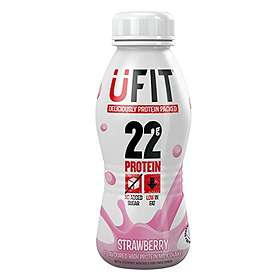 The Protein Drinks Co Ufit 22g 310ml 8-pack