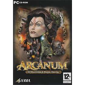 Arcanum: of Steamworks and Magick Obscura (PC)