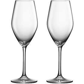 Hellstrøm Champagneglasss 26,3cl 2-pack