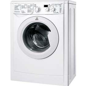 Indesit EWSD 51051 W (Valkoinen)