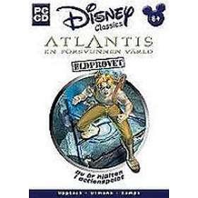 Atlantis En Försvunnen Värld: Eldprovet (PC)