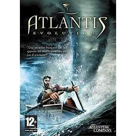 Atlantis Evolution (PC)