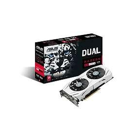 Asus Radeon RX 480 Dual OC 2xHDMI 2xDP 8GB