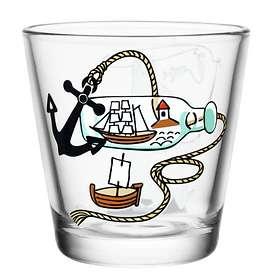 Arabia Mumin Mumintrollet Drikkeglass 21cl