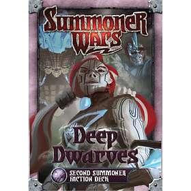 Plaid Hat Games Summoner Wars: Deep Dwarves (exp.)