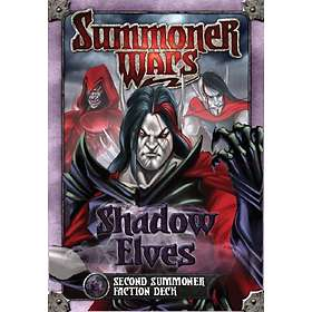 Plaid Hat Games Summoner Wars: Shadow Elves (exp.)