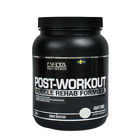 Delta Nutrition Post-Workout Muscle Rehab Formula 0,8kg