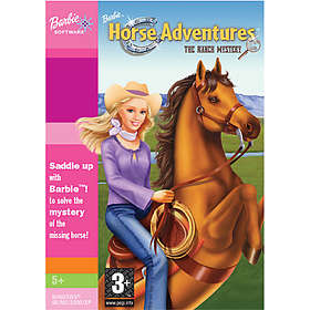 Barbie Horse Adventures: The Ranch Mystery (PC)