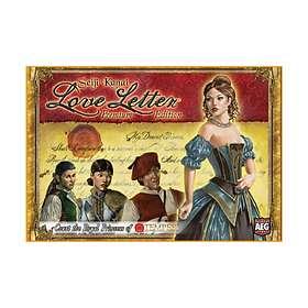 Alderac Entertainment Group Love Letter (Premium Edition)