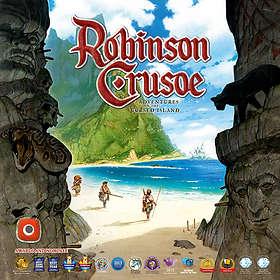 Portal Publishing Robinson Crusoe: Adventure on the Cursed Island (2nd Edition)
