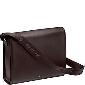 100% authentique a6e5d 927a7 Montblanc Meisterstück Soft Grain Messenger Bag (114454)