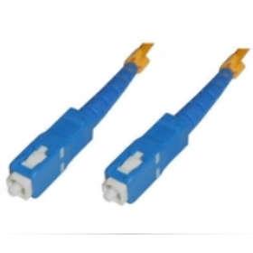MicroConnect Singlemode OS2 9/125 Simplex SC/UPC - SC/UPC 5m