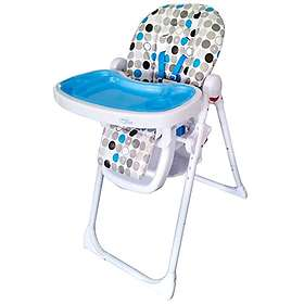 Bebe Style HiLo Burst Recline Highchair