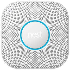 Google Nest Protect Smoke + CO Alarm S3000BW (2nd Generation)