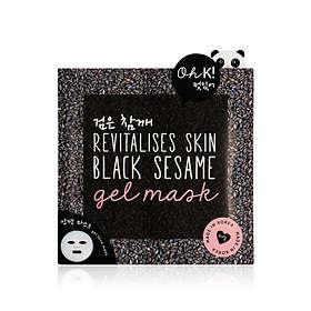 Oh K! Revitalizing Black Sesame Hydrogel Sheet Mask 1st