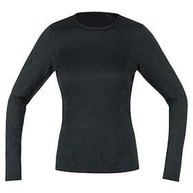 Gore Running Wear Essential Windstopper LS Shirt (Donna)