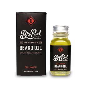 Big Red Beard Oil Dillinger 30ml