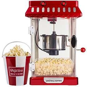 Andrew James Retro Popcorn Maker