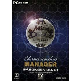 Championship Manager 00/01 (PC)