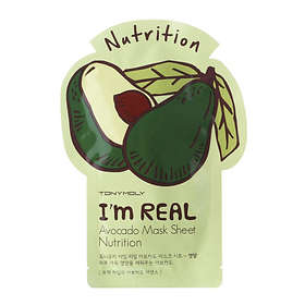 Tony Moly I'm Real Avocado Nutrition Mask Sheet 1st
