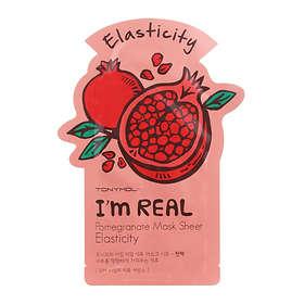 Tony Moly I'm Real Pomegranate Elasticity Mask Sheet 1st