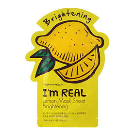 Tony Moly I'm Real Lemon Brightening Mask Sheet 1st