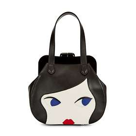Lulu Guinness Doll Face Small Pollyanna Handbag
