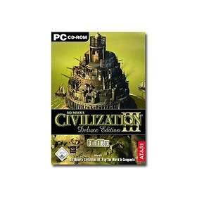 Sid Meier's Civilization III - Deluxe Edition (PC)
