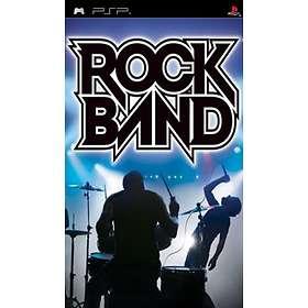 Rock Band Unplugged (PSP)