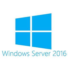 Microsoft Windows Server 2016 Standard 16 Core Fra (64-bit OEM)