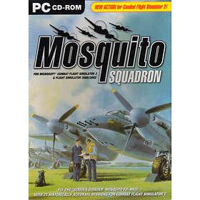 Combat Flight Simulator 2: Mosquito Squadron (Expansion) (PC)