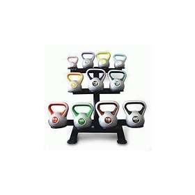 Master Fitness Display Kettlebell Rack