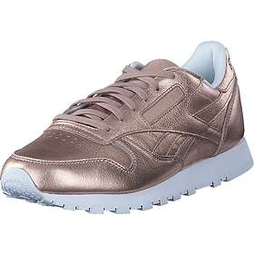 new style 698c0 a3c8c Find the best price on Reebok Classic Leather Pearlized (Women's ...