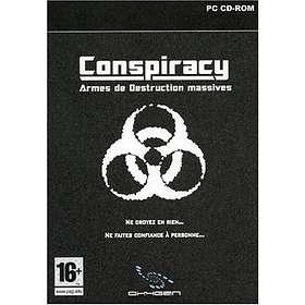 Conspiracy: Weapons of Mass Destruction (PC)