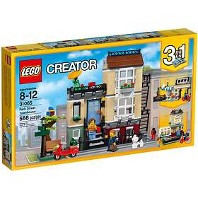 Find The Best Price On Lego Creator 31065 Park Street Townhouse