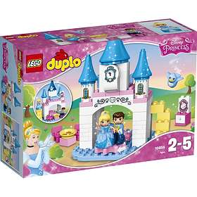LEGO Duplo 10855 Le château magique de Cendrillon