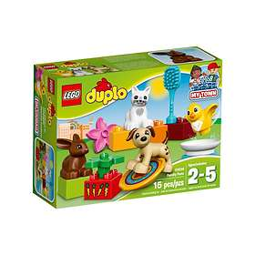 LEGO Duplo 10838 Familjens Husdjur