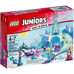LEGO Juniors 10736 Anna og Elsas Frostfylte Lekeplass