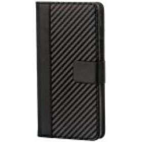 Wave Carbon Book Case for Samsung Galaxy A5 2016