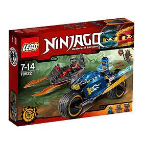 LEGO Ninjago 70622 L'Éclair du désert