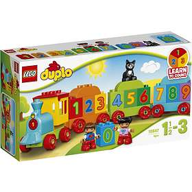 LEGO Duplo 10847 Siffertåg