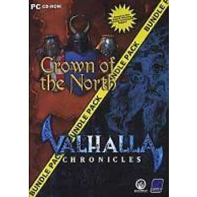Crown of the North (Svea Rike 3) + Valhalla Chronicles