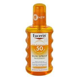 Eucerin Sun Transparent Spray SPF50 200ml