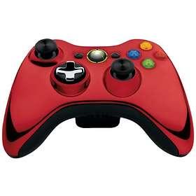 Microsoft Xbox 360 Wireless Controller Chrome Edition (Xbox 360)