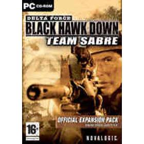 Delta Force Black Hawk Down: Team Sabre (Expansion) (PC)