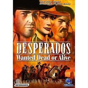Desperados: Wanted Dead or Alive (PC)