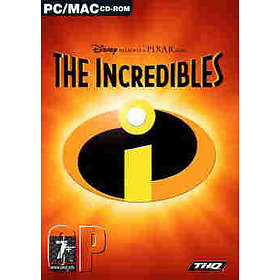 The Incredibles (Superhjältarna) (PC)