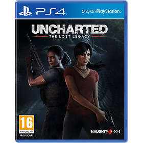 Uncharted: The Lost Legacy (PS4)